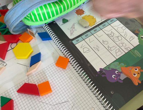 5è.Pattern blocks. Els angles.