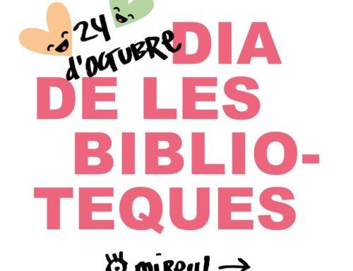 24 d'octubre: Dia de les Biblioteques